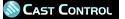 Cast-Control Web Services